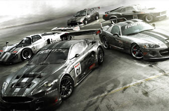 GT赛车各种超跑看不停