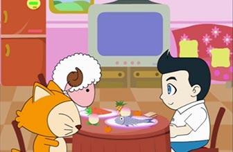 幼儿英语动画乐园01