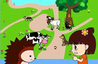 幼儿英语动画乐园14集