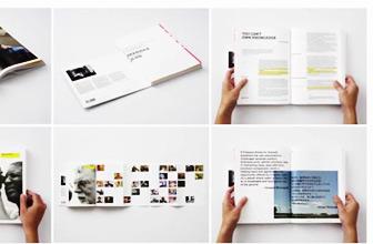 CDR之画册设计五