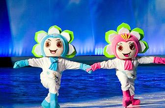 走进新疆走进冬运会!