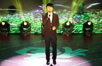 张磊现场好歌唱不停!