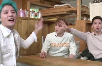 JYJ成员旅行前开会互撕