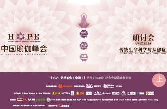 2016中国瑜伽峰会(上)