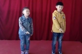 辽宁赛区_孙晨曦、李正宣