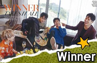 Winner演绎青春新时尚