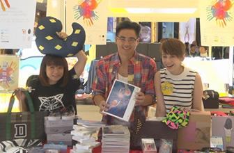 香港众星出席慈善义卖