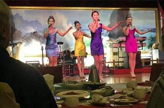 8名朝鲜女员工集体出逃