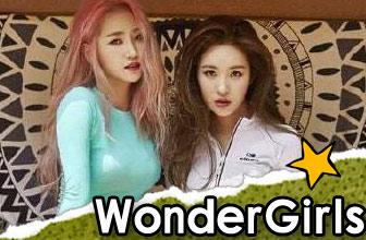 WonderGirls尽显性感