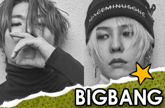 BIGBANG新造型首次公开