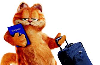 加菲猫的时尚国(上)
