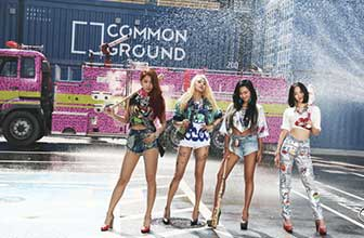韩国女团五月底发单曲