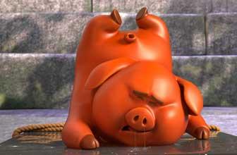 《阿唐奇遇》呆萌金猪
