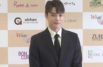 韩国艺术大奖红毯仪式
